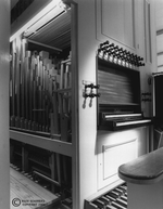 Het Flaes en Brünjes orgel